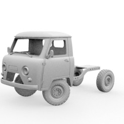 1.jpg Download STL file UAZ 3303 RC BODY SCALER 267MM MST TAMIYA • 3D printable design, ilyakapitonov