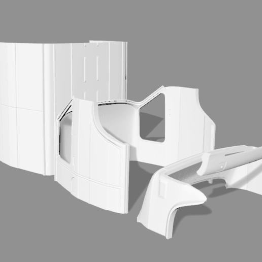 2020-04-06_12-04-25.png Descargar archivo STL CHEVY VAN G20 RC BODY SCALER AXIAL MST TRX4 RC4WD • Modelo para imprimir en 3D, ilyakapitonov