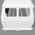 Télécharger fichier STL CHEVY VAN G20 RC BODY SCALER AXIAL MST TRX4 RC4WD • Modèle à imprimer en 3D, ilyakapitonov