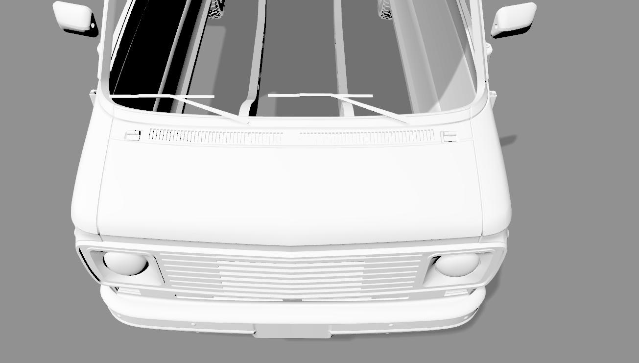 2020-04-05_18-57-31.png Descargar archivo STL CHEVY VAN G20 RC BODY SCALER AXIAL MST TRX4 RC4WD • Modelo para imprimir en 3D, ilyakapitonov