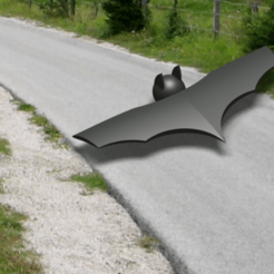 Batman_3.png Download free STL file BATMAN • 3D print object, GREGCAR_3DPrinting