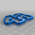 48_White.png Download free STL file JIMMIE JOHNSON #48 • 3D printable template, GREGCAR_3DPrinting