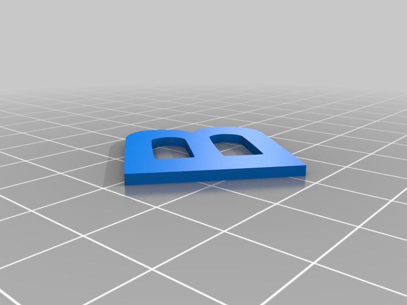 B.png Download STL file BMW • 3D print template, GREGCAR_3DPrinting
