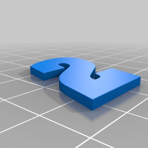 2_Yellow.png Download free STL file JEFF GORDON #24 • 3D printer model, GREGCAR_3DPrinting