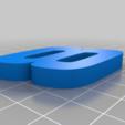 Download free STL file DALE EARNHARDT JR. #8 • 3D printing template, GREGCAR_3DPrinting