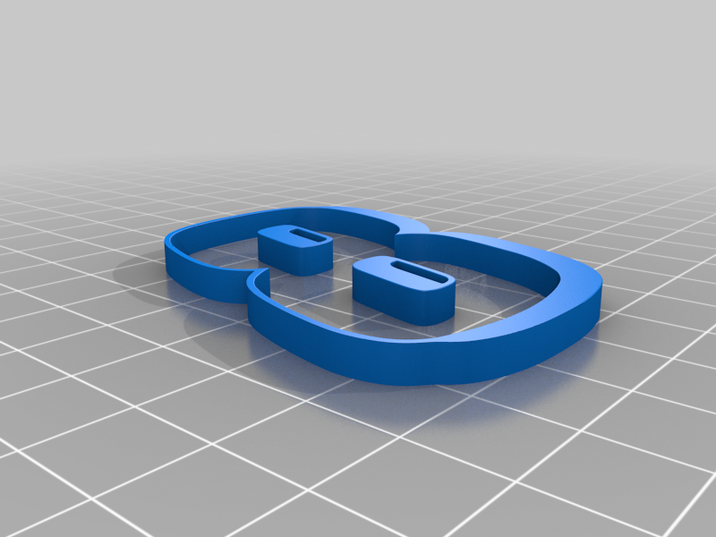 8_White.png Download free STL file JIMMIE JOHNSON #48 • 3D printable template, GREGCAR_3DPrinting