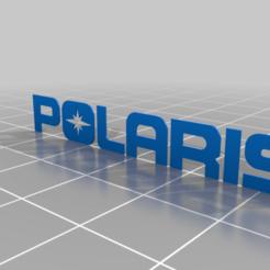 Polaris.png Download free STL file POLARIS • 3D printable object, GREGCAR_3DPrinting