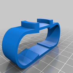 CR20_PRO_Feet_Damper_2.png Download free STL file CR20 PRO Feet Damper • 3D printable template, GREGCAR_3DPrinting
