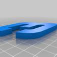 Download free STL file DALE EARNHARDT SR. #3 • 3D printer object, GREGCAR_3DPrinting