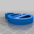Download free 3D print files MAZDA GEAR KEY CHAIN, GREGCAR_3DPrinting