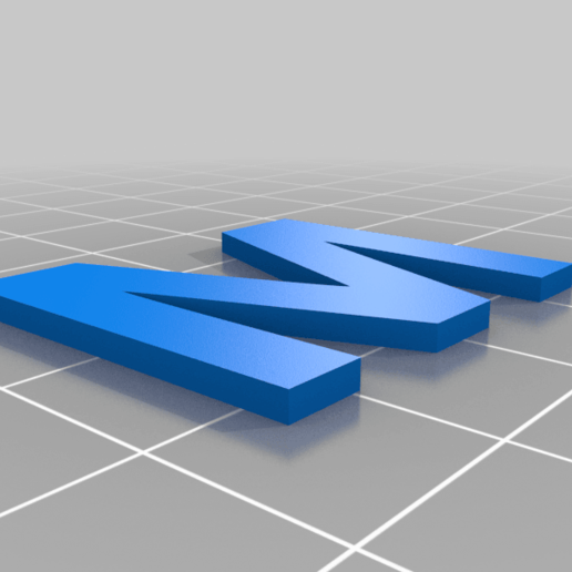 M.png Download STL file BMW • 3D print template, GREGCAR_3DPrinting