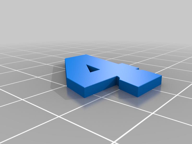 4_Yellow.png Download free STL file JEFF GORDON #24 • 3D printer model, GREGCAR_3DPrinting