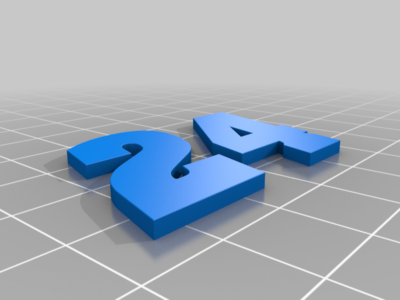 24_Yellow.png Download free STL file JEFF GORDON #24 • 3D printer model, GREGCAR_3DPrinting