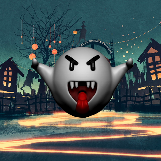 Download free STL files Ghost , MatheusLira