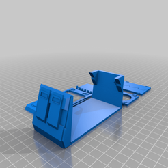 Download free 3D printing templates S.P.R.U.E. Rhino Mk1, Walkyrie222