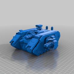 Descargar modelo 3D gratis S.P.R.U.E. Variante de Aquiles para el saqueador de tierra, Walkyrie222