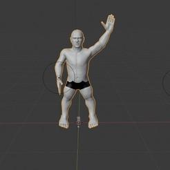 Sin título.jpg Download STL file mid-height person • 3D printing design, gaaraa