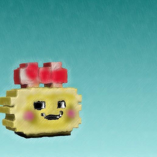 ZBrush Document.jpg Download free STL file CHORIBOTCHI, TAMAGOTCHI BABY Boy • 3D print object, gaaraa