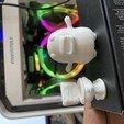 75D7192E-F5F6-41B2-8D49-9280DD6D01A7.jpeg Download free STL file kuchipatchi poo time , tamagotchi , • 3D print object, gaaraa