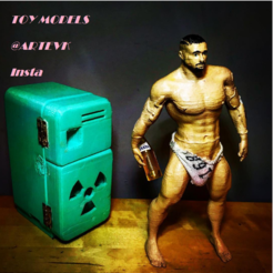 nmnm.png Download STL file man , muscle, toy model,  hombre, sculpture, guy, follow if you like @artevk instagram. sexy man sculpture • Model to 3D print, gaaraa