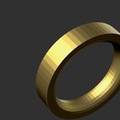 Download STL file ring, ring • 3D print model, gaaraa