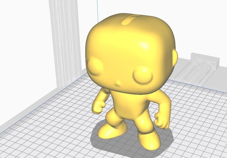 ff.jpg Download free STL file hollow funko pop, piggy bank, PIGGY BANK funkop • 3D printable object, gaaraa