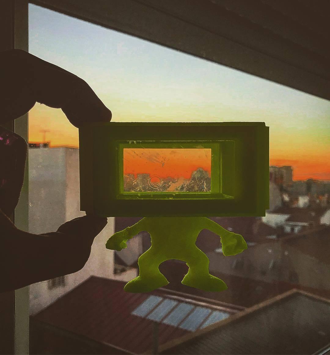 TY.jpg Download free STL file FISH TANK FUNKO POP OR PEGGYBANK • 3D printer template, gaaraa