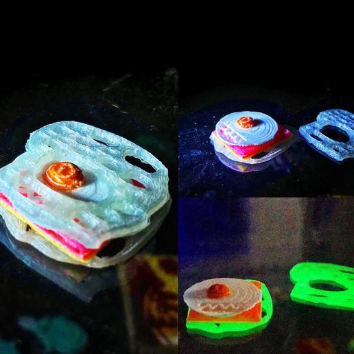 sanwich.png Download free STL file sandwich , egg • Model to 3D print, gaaraa