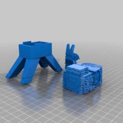 Impresiones 3D gratis la caja secreta de llama fortuna no olvida como y sigue :), gaaraa