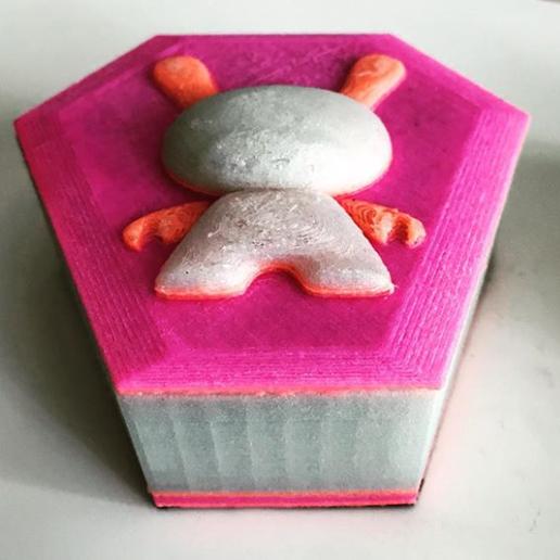 GGG.png Download free STL file Sarcophagus . sarcofago . rabbit . fortnite beard • 3D printer object, gaaraa