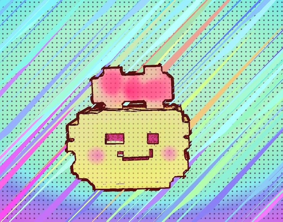 CORIBO.jpg Download free STL file CHORIBOTCHI, TAMAGOTCHI BABY Boy • 3D print object, gaaraa