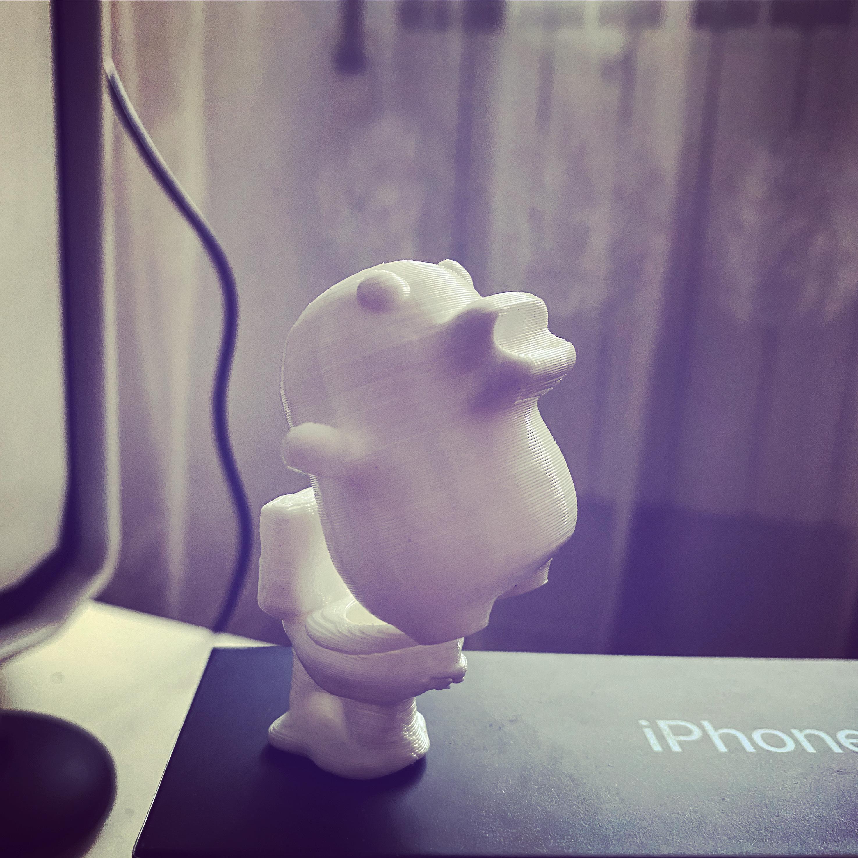415BA0B5-04CB-4D55-9BFA-7807BF097945.jpeg Download free STL file kuchipatchi poo time , tamagotchi , • 3D print object, gaaraa