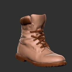 Download 3D printing models TIMBERLAND BOOTS, TIMBERLAND BOOTS., gaaraa