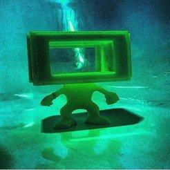 44422795_387889505283264_1220075413075225054_n.jpg Download free STL file FISH TANK FUNKO POP OR PEGGYBANK • 3D printer template, gaaraa