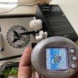 3F0D6C50-DE73-4E30-981E-41865C0792F2.jpeg Download free STL file kuchipatchi poo time , tamagotchi , • 3D print object, gaaraa