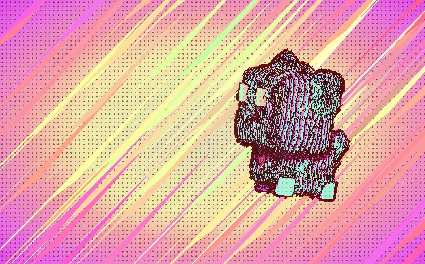 dedog.jpg Download free STL file test print cube dog, test print cube dog • 3D printer object, gaaraa