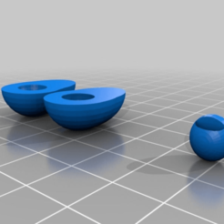 Télécharger fichier STL gratuit aguacate • Plan à imprimer en 3D, gaaraa