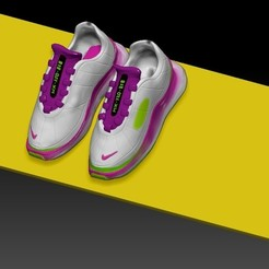 Download 3D printer templates nike,720-818,shoes,shirts,sneakers,, gaaraa