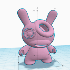 GGG.png Download free STL file incredible dunny mutant • 3D printable design, gaaraa