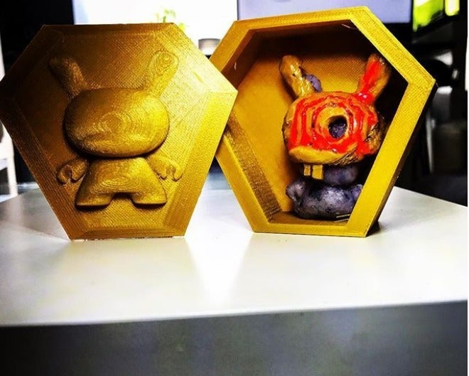 Sin_título.png Download free STL file Sarcophagus . sarcofago . rabbit . fortnite beard • 3D printer object, gaaraa