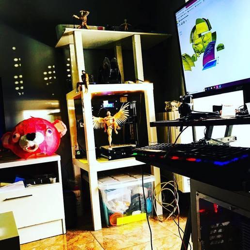 42842891_2090092621319830_764790692945317354_n.jpg Download free STL file fortnite bear full head mask . mascara • 3D printer object, gaaraa