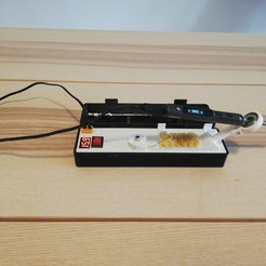 IMG_20201026_111712.jpg Download STL file TS-100 Power Case • 3D printer design, jeroen_woltjes