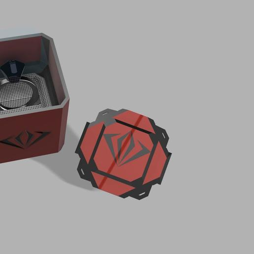 photoBOîTE A BIJOUX .jpg Download free STL file #ANYCUBIC3D ring+custom box • Object to 3D print, paul02duquenne