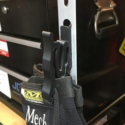 Download free STL Work Glove Clips, rssalerno