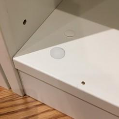 Télécharger objet 3D gratuit Couverture de la serrure Ikea Cam, rssalerno