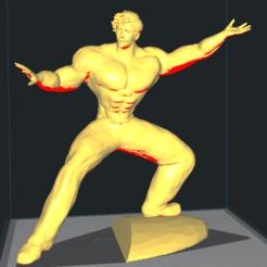 scanor3.png Télécharger fichier STL Scanner le lion de la fierté • Plan pour imprimante 3D, cheandrou