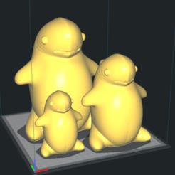 Descargar modelos 3D shark bank  3pcs / Alcancias tiburon 3pcs, cheandrou