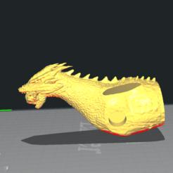 Download STL Modular Dragon, cheandrou