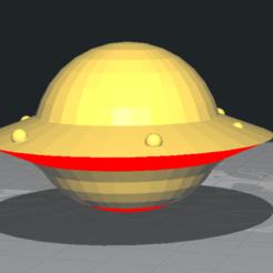lampara_nave2.png Download STL file spaceship abduction lamp • 3D printable model, cheandrou