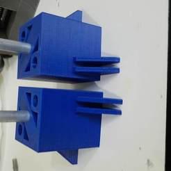 IMG-20180518-WA0001.jpg Download free STL file Lack Table Riser • 3D printable design, Concept-D